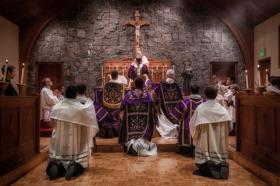 Eucharistic Journey: How the Latin Mass Changed MyLife