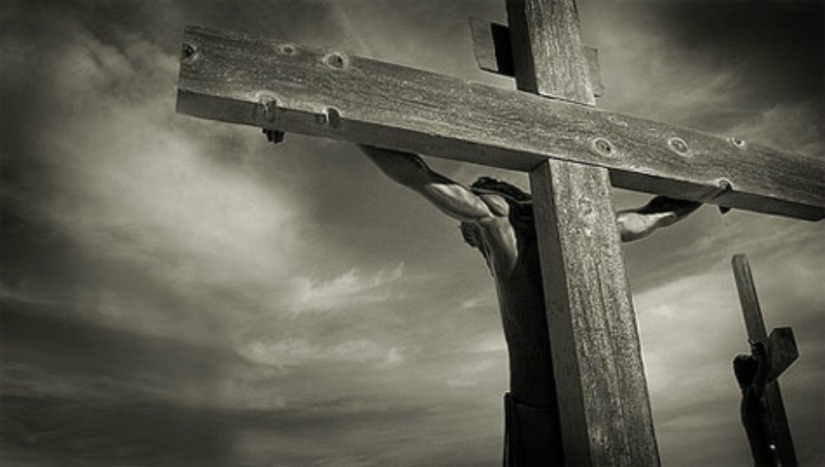 God's Love on the Cross