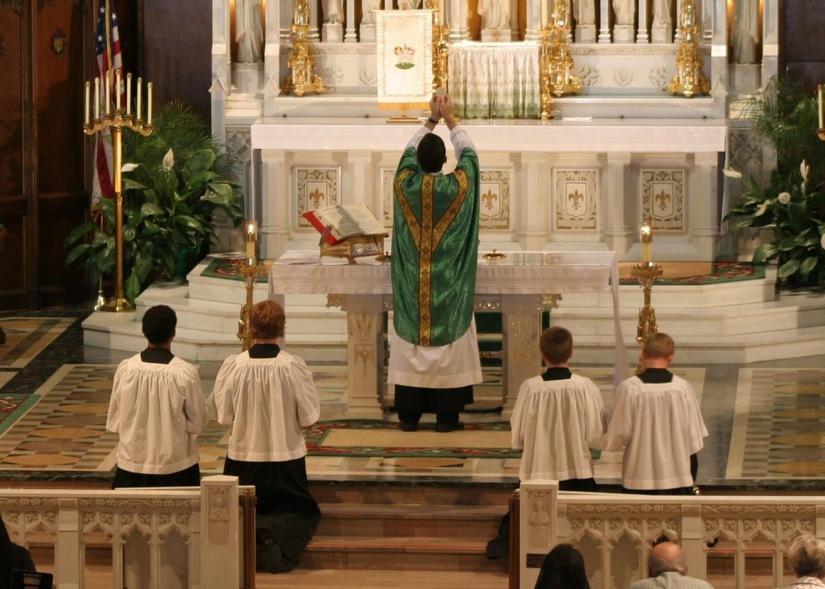 Liturgy You Deserve